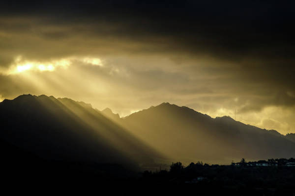 Photograph - Morning Rays by Gabriel Israel