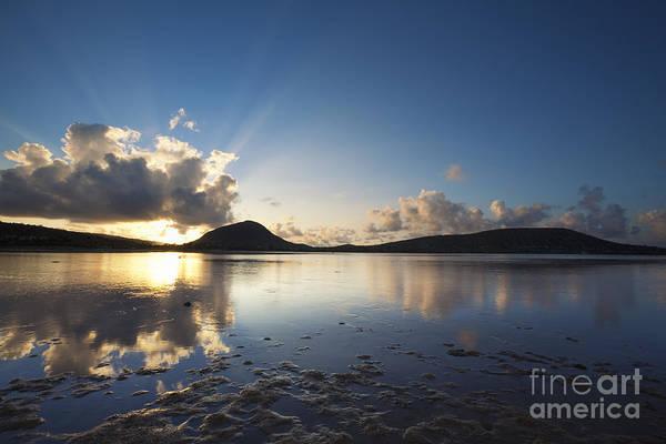 Photograph - Morning Rays Over Hawaii Kai by Charmian Vistaunet