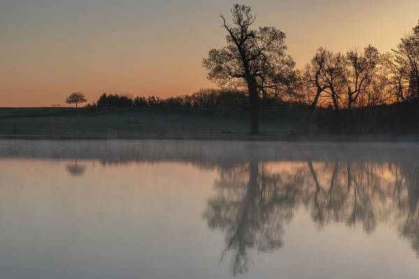Photograph - Morning Reflection by Rod Best