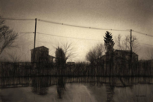 Photograph - Morning Reflections by David Gordon