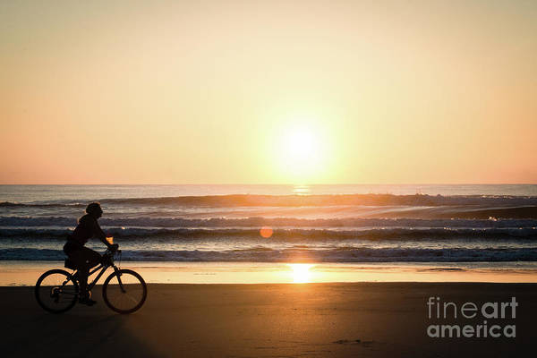Photograph - Morning Ride by Ed Taylor