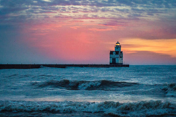 Wall Art - Photograph - Morning Rolls In by Bill Pevlor