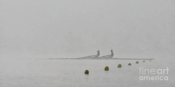Photograph - Morning Row I by Brad Allen Fine Art