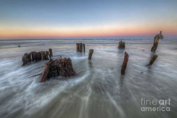Port St. Joe Photograph - Morning Rush On Cape San Blas by Twenty Two North Photography