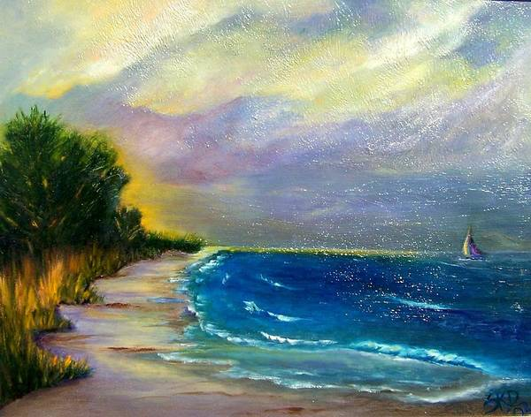 Painting - Morning Sail....sold by Susan Dehlinger