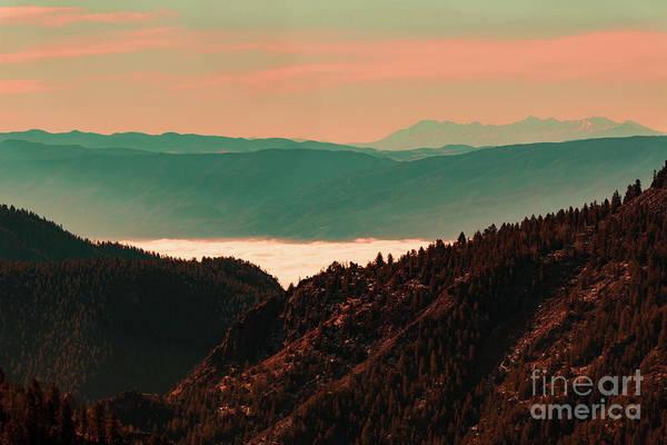 Photograph - Morning Sangre View by Steve Krull