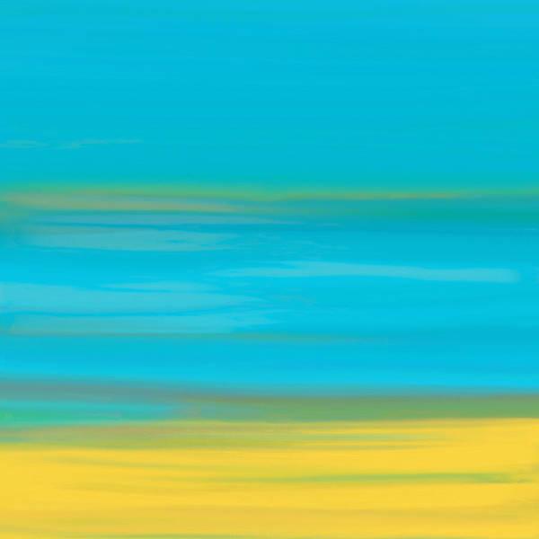 Wall Art - Painting - Morning Sea by Frank Tschakert