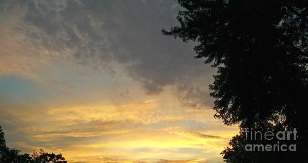 Photograph - Morning Sky by Robert Knight