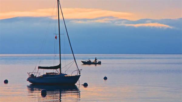Photograph - Morning Solitude, Lake Tahoe by Flying Z Photography by Zayne Diamond