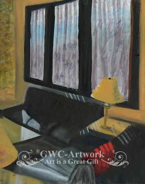 Wall Art - Painting - Morning Sunshine by Gloria Condon