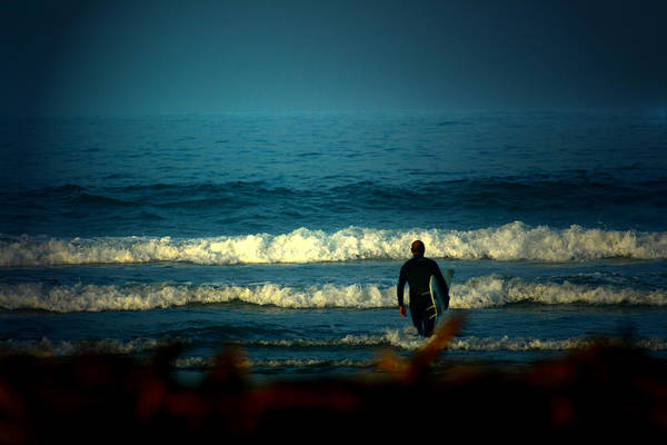 Photograph - Morning Surf by Mark  Ross