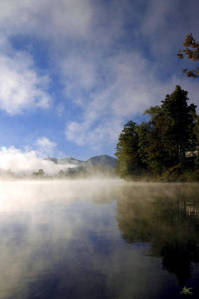 Photograph - Morning View 3 by Sam Davis Johnson