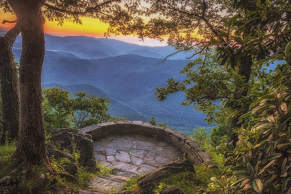 Blue Ridge Parkway Wall Art - Photograph - Morning View by Andrew Soundarajan