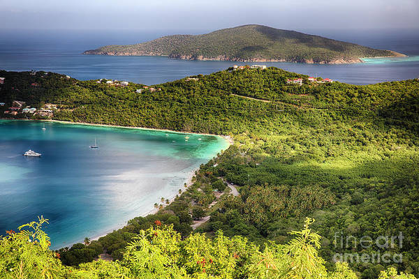 Wall Art - Photograph - Morning View Of Magens Bay by George Oze