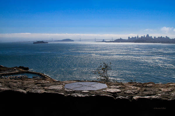 Photograph - Morning View Of San Francisco Bay by Bonnie Follett