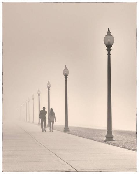 Morning Walk Wall Art - Photograph - Morning Walk by Don Spenner