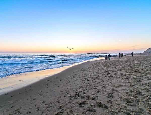 Photograph - Moro Sunset by Anthony Baatz