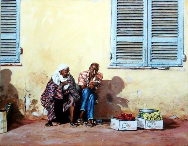 Painting - Morocco by Tim Johnson