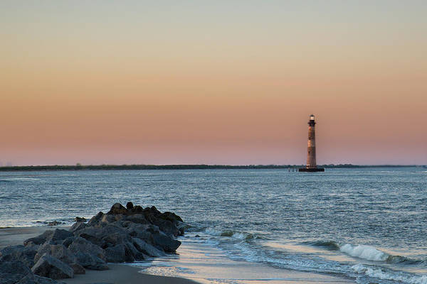 Wall Art - Photograph - Morris Island Lighthouse by Drew Castelhano