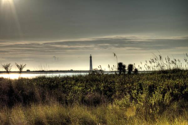 Photograph - Morris Island Lighthouse by Dustin K Ryan