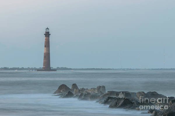 Photograph - Morris Island Lighthouse I by Dale Powell
