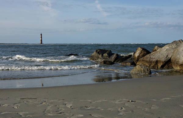 Photograph - Morris Lighthouse by Sandy Keeton