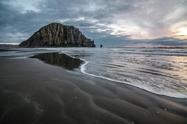 Photograph - Morro Rock by Margaret Pitcher