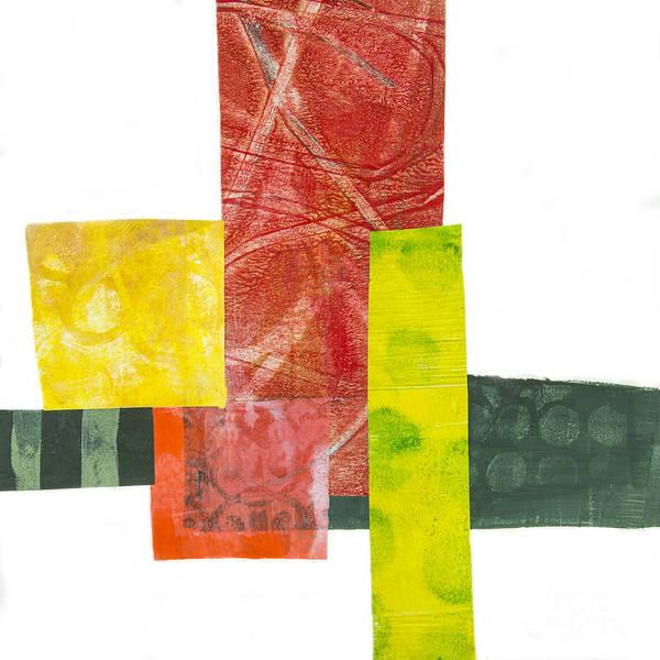 Mixed Media - Mosaic 1 by Elena Nosyreva
