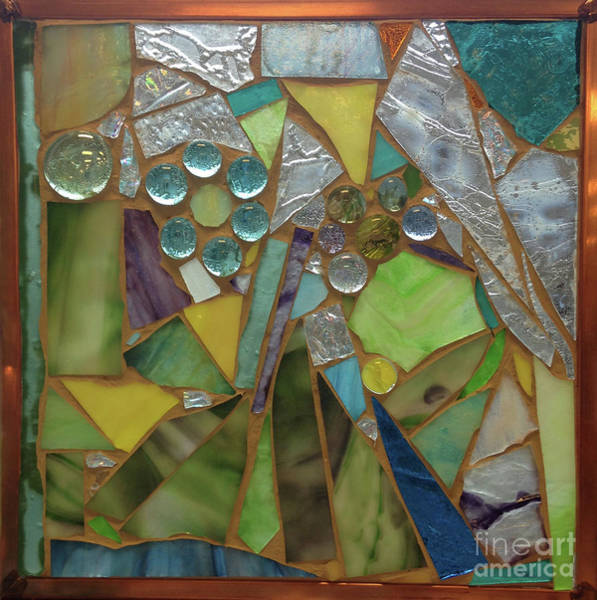 Glass Art - Mosaic by Alessandra Di Noto