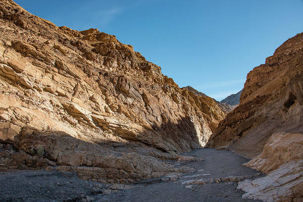 Photograph - Mosaic Canyon In Death Valley Ca by Michael Bessler