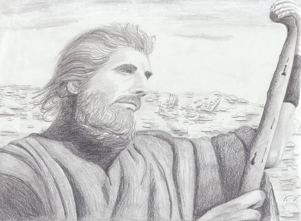 Moses Art Print