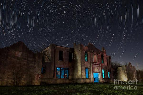 Photograph - Mosheim Texas Schoolhouse by Keith Kapple