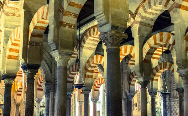 Mosque Cathedral Of Cordoba 2 Art Print