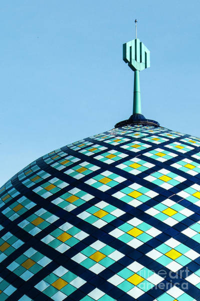 Photograph - Mosque Detail by Werner Padarin