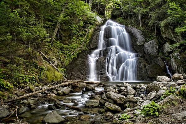 Wall Art - Photograph - Moss Glen Falls by Stephen Stookey