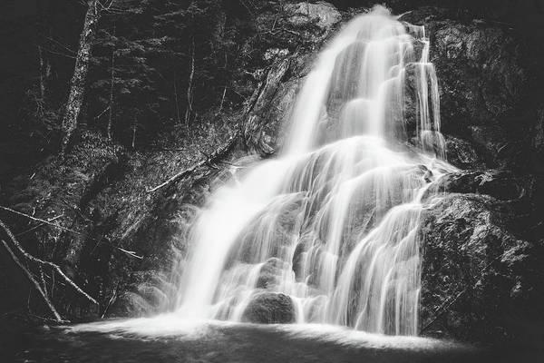 Photograph - Moss Glenn Falls by Robert Clifford