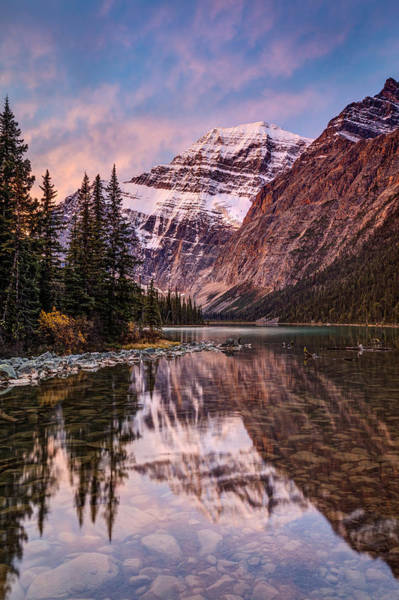 Photograph - Most Beautiful Mountain Scenery by Pierre Leclerc Photography