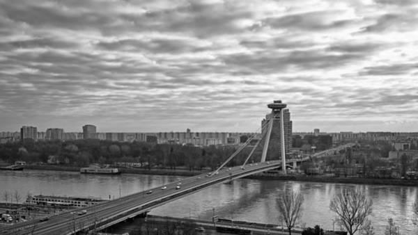 Photograph - Most Snp Bridge by Joan Carroll