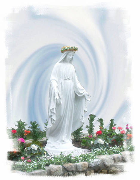 Photograph - Mother Of Peace by Rose Guay