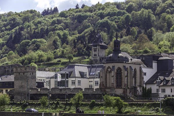 Wall Art - Photograph - Mother Rosa Chapel Oberwesel by Teresa Mucha