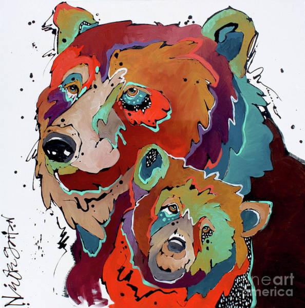 Painting - Motherhood by Nicole Gaitan