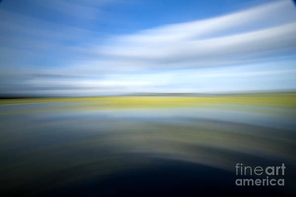 Marshes Photograph - Motion Blur 2 by Dustin K Ryan