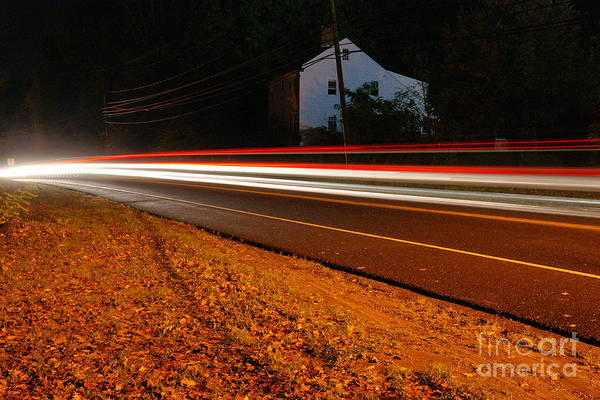 Photograph - Motion by Cj Mainor