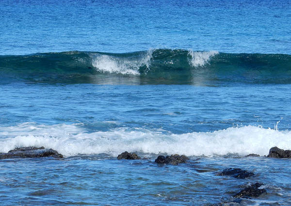 Photograph - Motion Of The Ocean by Pamela Walton