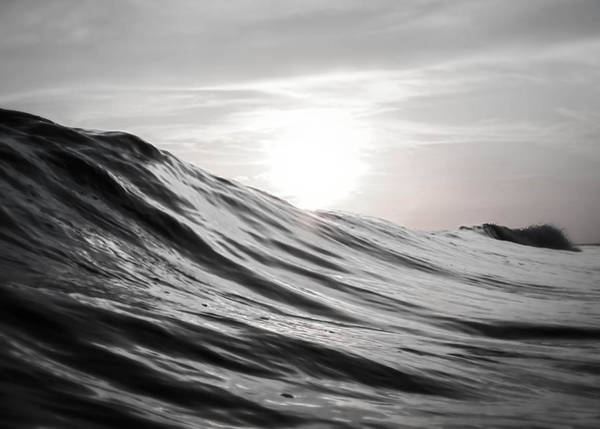 Waves Photograph - Motion Of Water by Nicklas Gustafsson