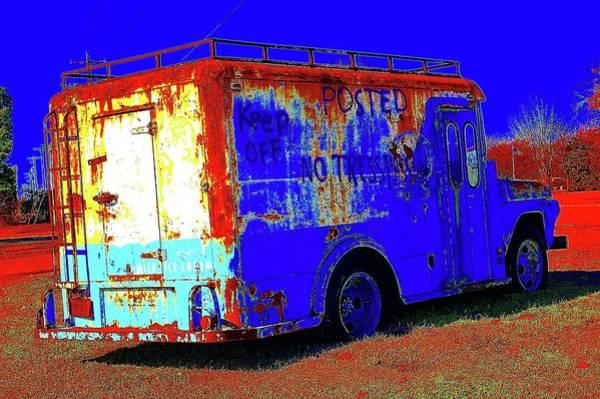Digital Art - Motor City Pop #13 by Robert Grubbs