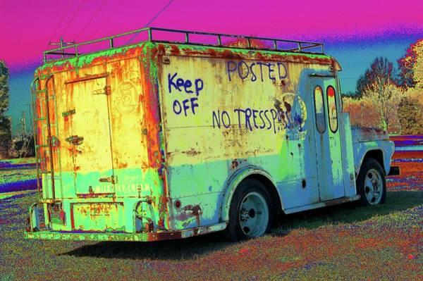 Digital Art - Motor City Pop #18 by Robert Grubbs
