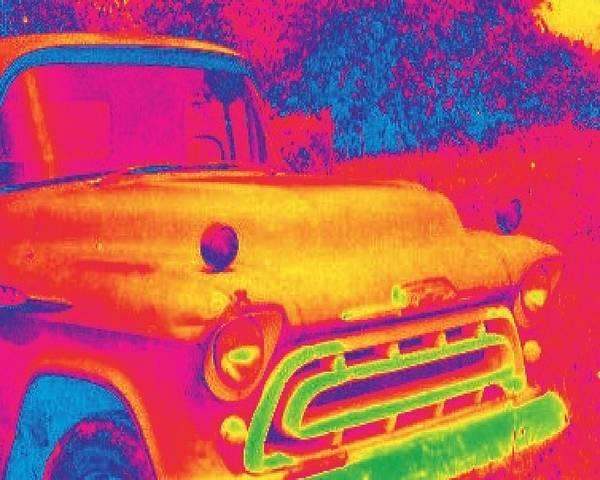 Digital Art - Motor City Pop #6 by Robert Grubbs