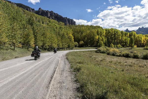 Photograph - Motor Thru Colorado by Jon Glaser