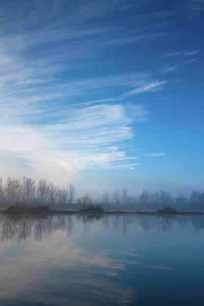 Photograph - Mottled Sky by Davor Zerjav